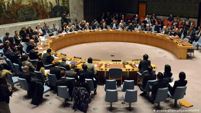 USA UN-Sicherheitsrat (picture-alliance/Kyodo/MAXPPP)