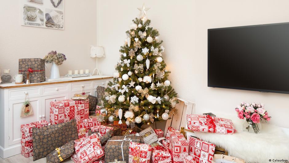 So feiert man in Deutschland Weihnachten | Top-Thema – Lektionen ...