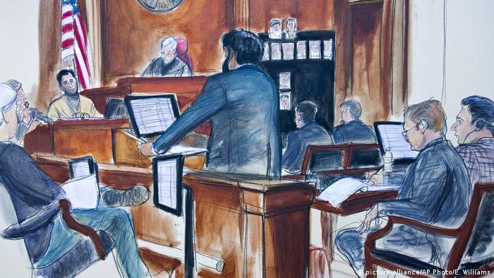 Trial in New York - Reza Zarrab