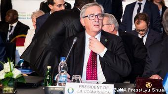 Elfenbeinküste EU-Afrika-Gipfel   Jean-Claude Juncker