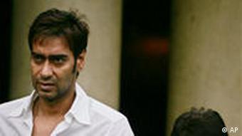 Der indische Schauspieler Ajay Devgan