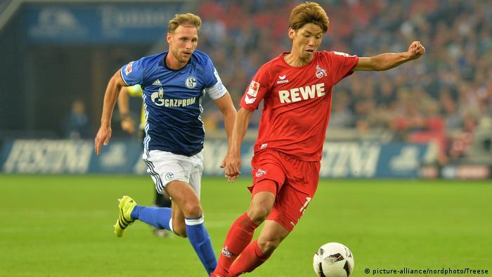 Fußball-Bundesliga FC Schalke 04 - 1. FC Köln (picture-alliance/nordphoto/Treese)