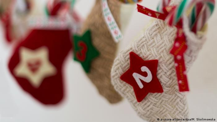 Adventskalender (picture-alliance/dpa/M. Skolimowska)