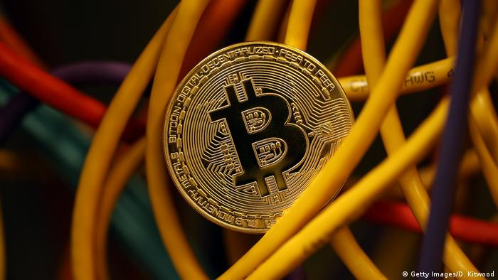 Bitcoin (Getty Images/D. Kitwood)