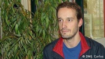 Helder Gomes Afrika-Experte aus Portugal