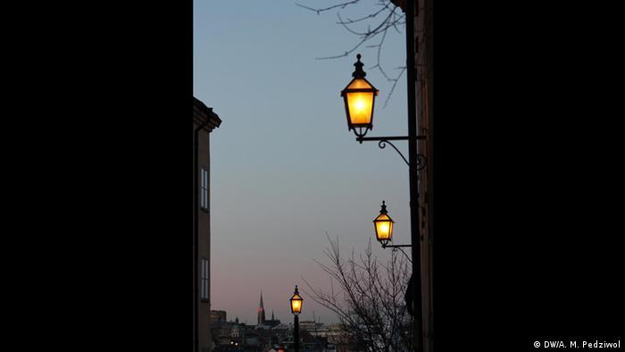 Sumrak u Stockholmu