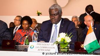 Moussa Faki Mahamat - Afrikanische Union - Migranten aus Libyen werden evakutiert