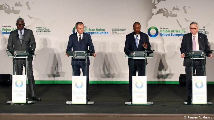 Elfenbeinküste   Gipfel AU und EU in Abidjan (Reuters/L. Gnago)