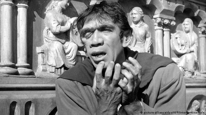 Film | Quasimodo 1956 | Anthony Quinn (picture-alliance/dpa/AFP/Intercontinentale)