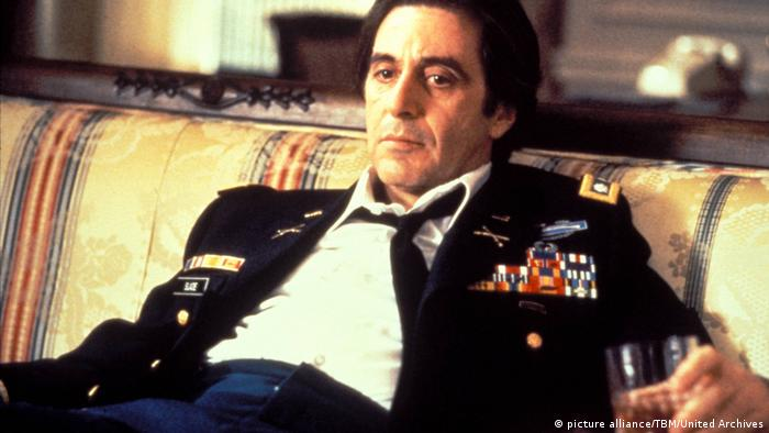Film | Der Duft der Frauen 1992 | Al Pacino (picture alliance/TBM/United Archives)