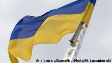 Ukraine - Symbol - Flagge