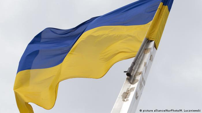 Ukraine flag (picture alliance/NurPhoto/M. Luczniewski)