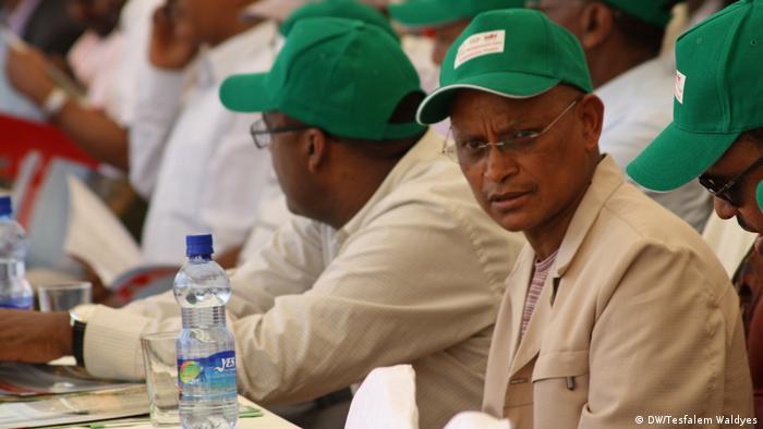 Äthiopien Debretsion Gebremichael (DW/Tesfalem Waldyes)