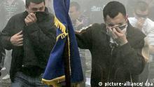 Blutige Unruhen nach Moldawien Wahl