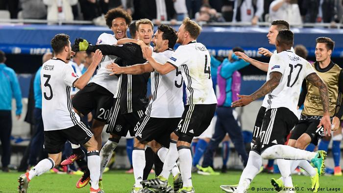 EURO 2016 - Viertelfinale Deutschland - Italien