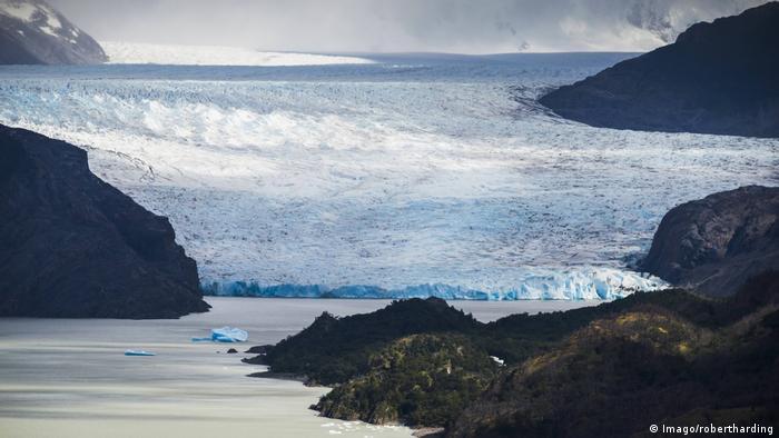 Glaciar Grey, Torres del Paine, Patagonia Chile.