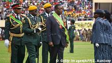 Simbabwe Amtseinführung Emmerson Mnangagwa