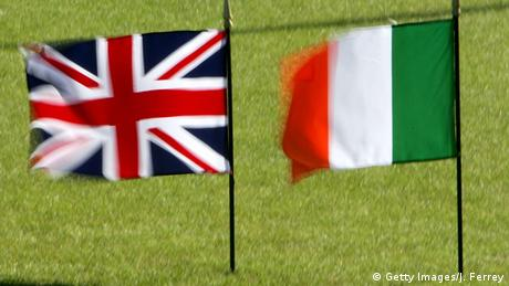 Symbolfoto Verhältnis Großbritannien Irland