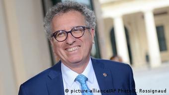 Pierre Gramegna Finanzminister Luxemburg