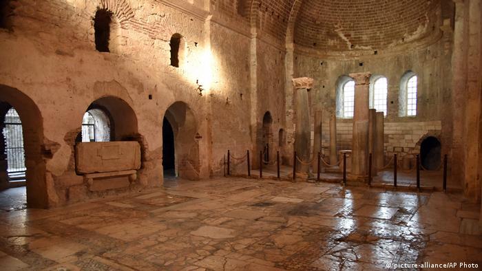 Himmlische Orte Türkei St. Nikolaus Kirche in Demre