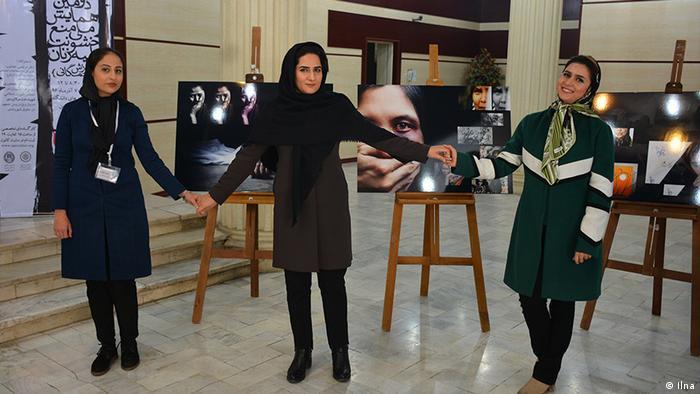 Iran KW48 Gewalt gegen Frauen (Ilna)