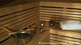 Finnland Sauna in Helsinki (picture-alliance/dpa/S. Reboredo)