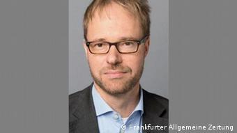 Депутат германского бундестага Райнхард Фезер