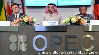 Министр энергетики РФ Александр Новак на заседании ОПЕК