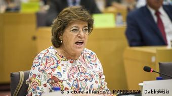 Ana Gomes - MEP in the European Parliament