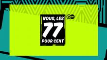 DW The 77 Percent (Sendungslogo französisch)