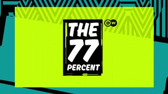 DW The 77 Percent (logo)