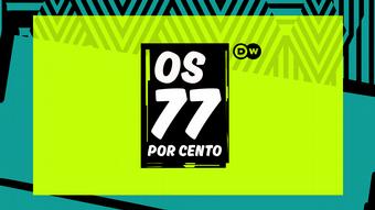 DW The 77 Percent (Sendungslogo portugiesisch)