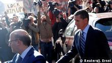 USA Washington - Michael Flynn verlässt das Gericht