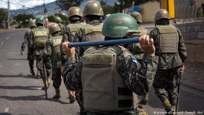 Honduran electoral website shows president 1.59 percent points ahead