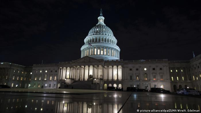 US Senate (picture-alliance/dpa/ZUMA Wire/A. Edelman)