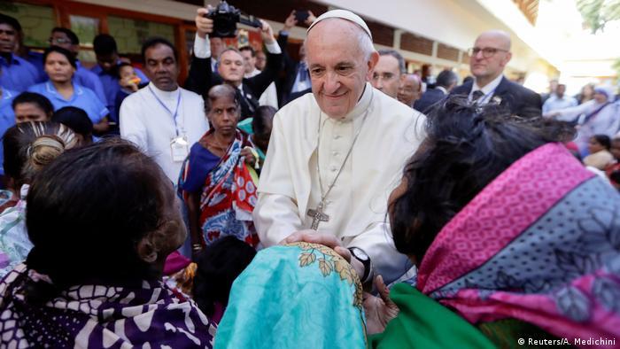 Papst Franziskus in Bangladesch (Reuters/A. Medichini)