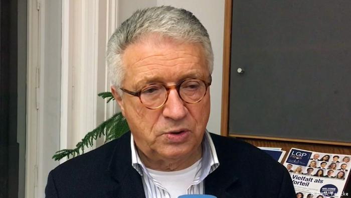 Wolfgang Petritsch, österreichischer Diplomat und Politiker