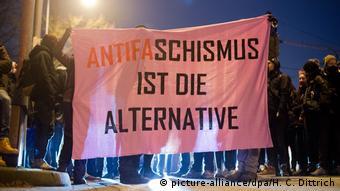 Deutschland AfD-Parteitag in Hannover – Gegendemonstration