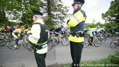 Northern Ireland 97th Giro d'Italia (picture alliance/dpa/P. McErlane)