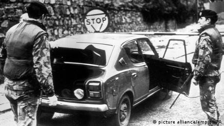 South Armagh 1976 (picture alliance/empics/PA)