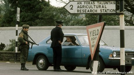 Irish police in the Republic