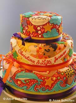 Математический торт фото 5