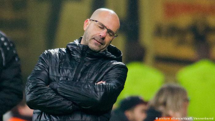 Bundesliga Bayer Leverkusen - Borussia Dortmund | Peter Bosz
