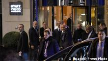 Paris Hyatt Madeleine Hotel Obama Hollande