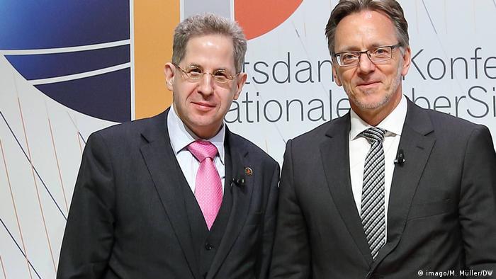 Hans Georg Maassen and Holger Münch