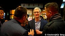China World Internet Conference in Wuzhen | Tim Cook