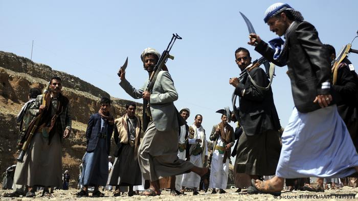 Jemen Sanaa Proteste