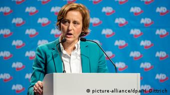Beatrix von Storch (picture-alliance/dpa/H. Dittrich)
