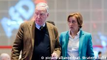 Hannover AfD Parteitag Gauland Storch