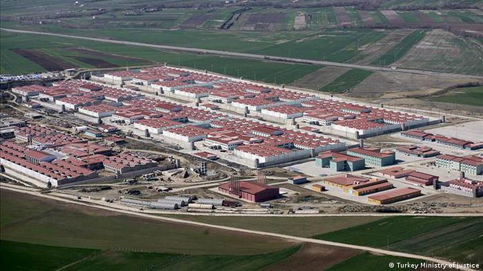 Turkey: Istanbul-area Silivri prison